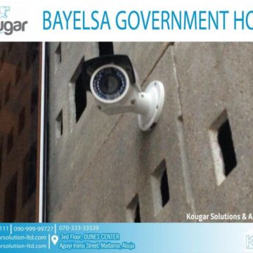 Bayelsa Government house