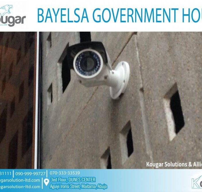 Bayelsa Government House - CCTV