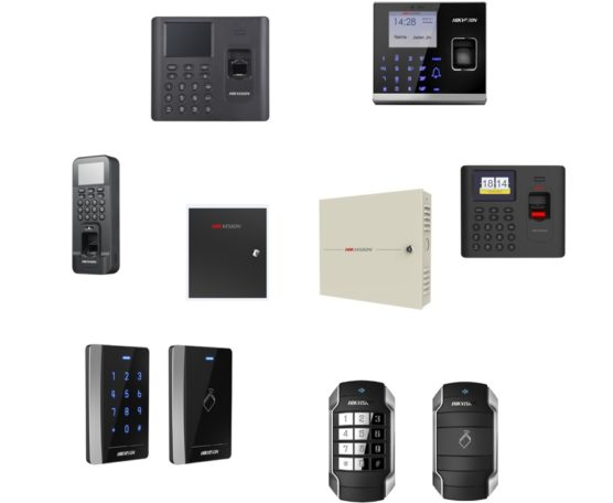 Hikvision Access Control Products kougar solutions