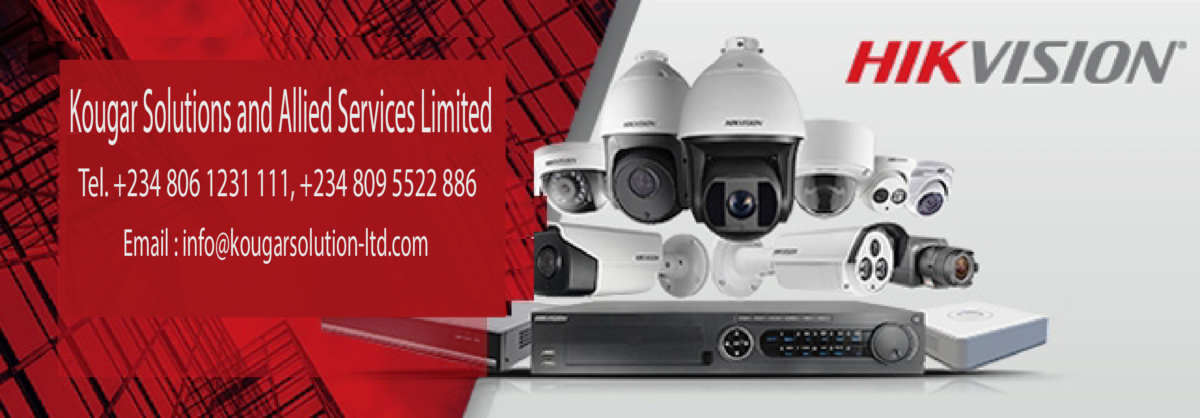 Kougar solutions  CCTV camera installation services in abuja lagos Nigeria