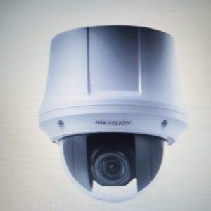 650 TVL Analog PTZ Dome Camera 12x with IR