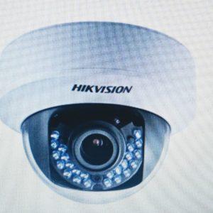 DS-2CE56D1T-(A)VPIR3HD1080P Vandal Proof IR Dome Camera