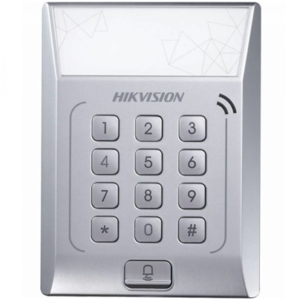 DS-K1T801 Access Control Terminal LCD Display Screen Standalone Access Control Terminal