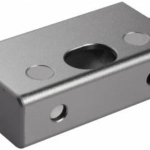 DS-K4T108-U1 Accessories of Electric Bolt Lower U-bracket of Electric Bolt, for Using with DS-K4T109