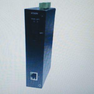 Genuine Hikvision DS-3D01R-AU 1-way point-to-point fiber optic transceiver receiver
