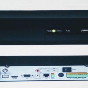 HD-TVI TURBO HD 3.0 DVR Hikvision DS-7208HQHI-F2NA (8ch, 1080p@12fps, H.264, HDMI, VGA)
