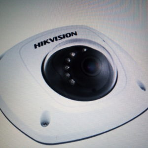 Hikvision DS-2CS54A1P (N)-IRS 700 TVL DIS IR Camera (ICR & Weather-proof)