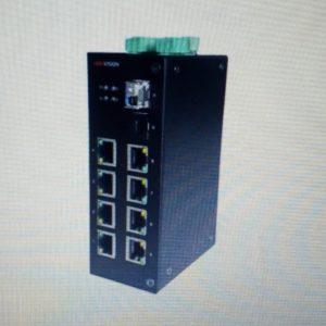 Hikvision DS-3D201T-A 1 Port Single Mode Fiber Transmitter