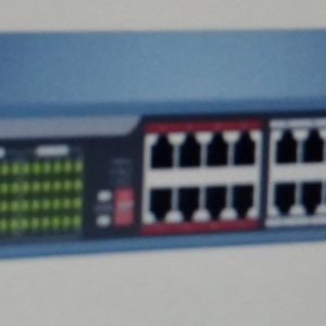 Hikvision DS-3E0326P-E Network Switch 100M Unmanaged PoE