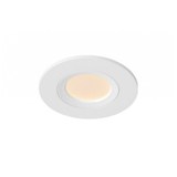 Lucide Inky-LED Modern Round Aluminum Multicolor Recessed Spot Light