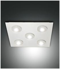 Swan - Ceiling lamp - 3270-65-102   Fabas Luce